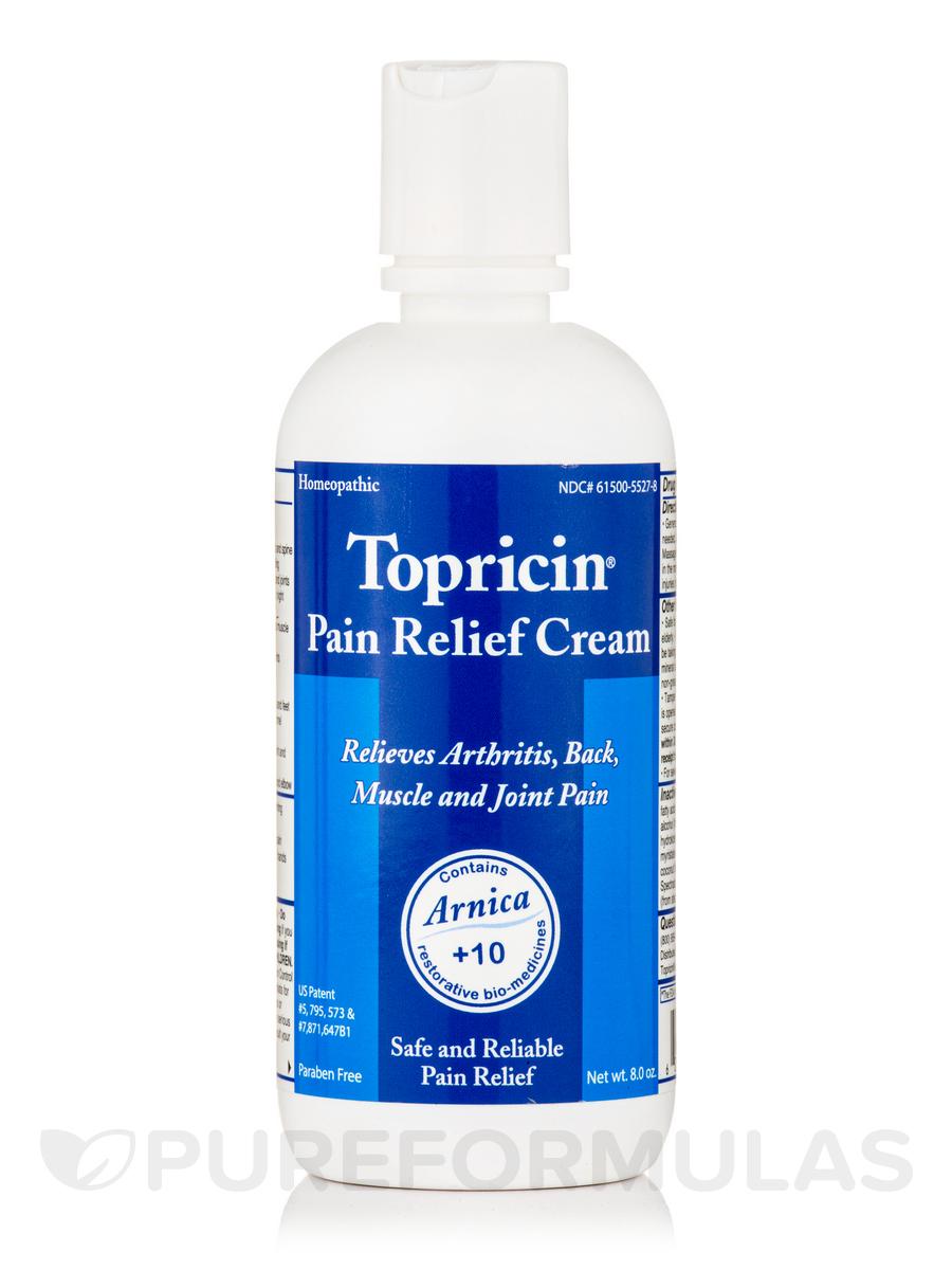 Topricin 8 oz