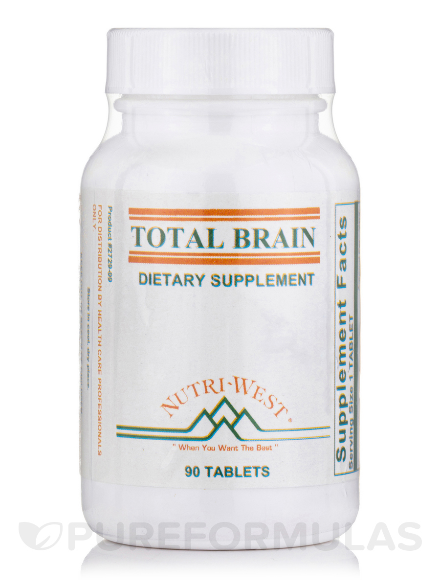 Total Brain - 90 Tablets