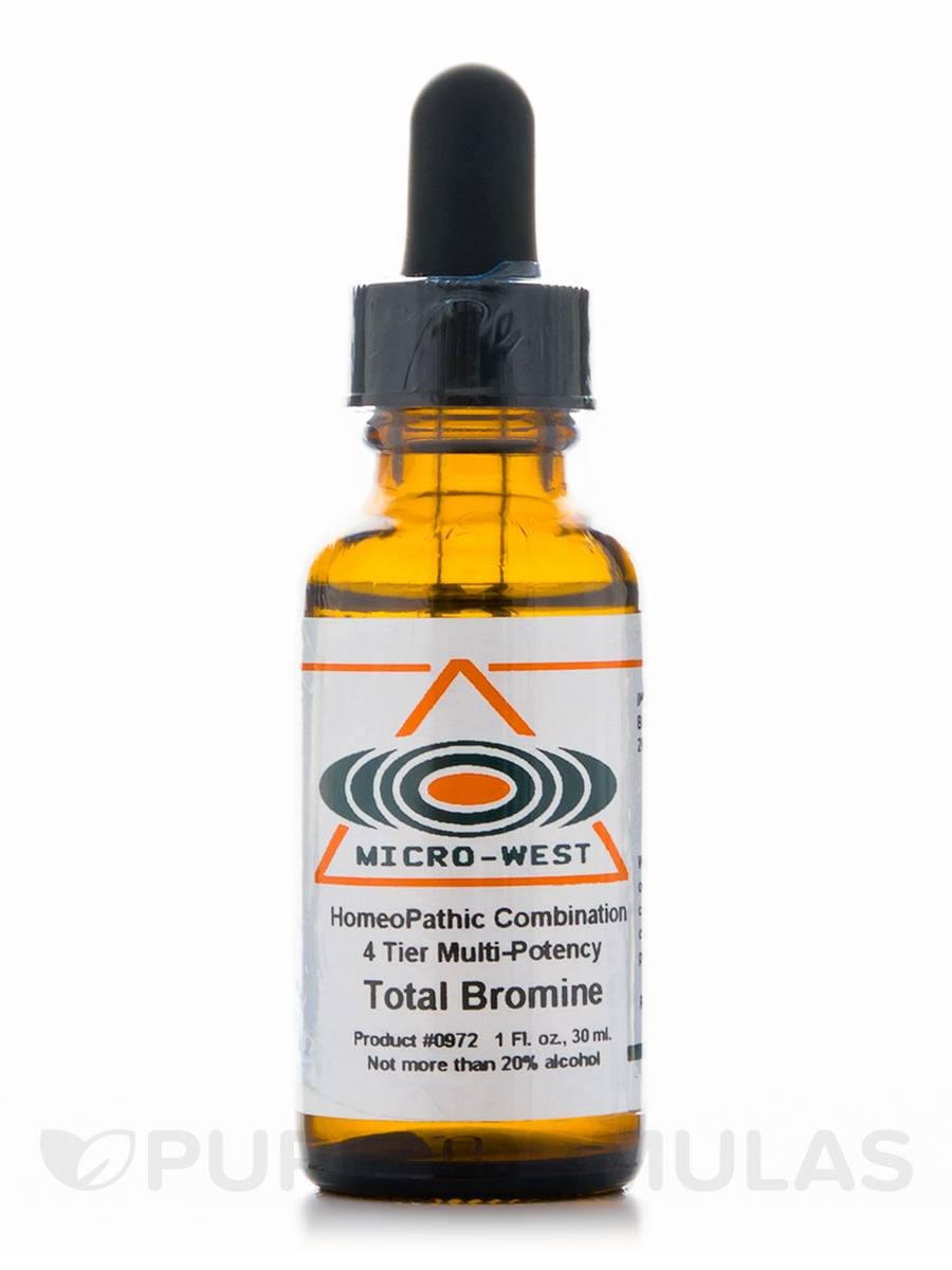 Total Bromine - 1 fl. oz (30 ml)