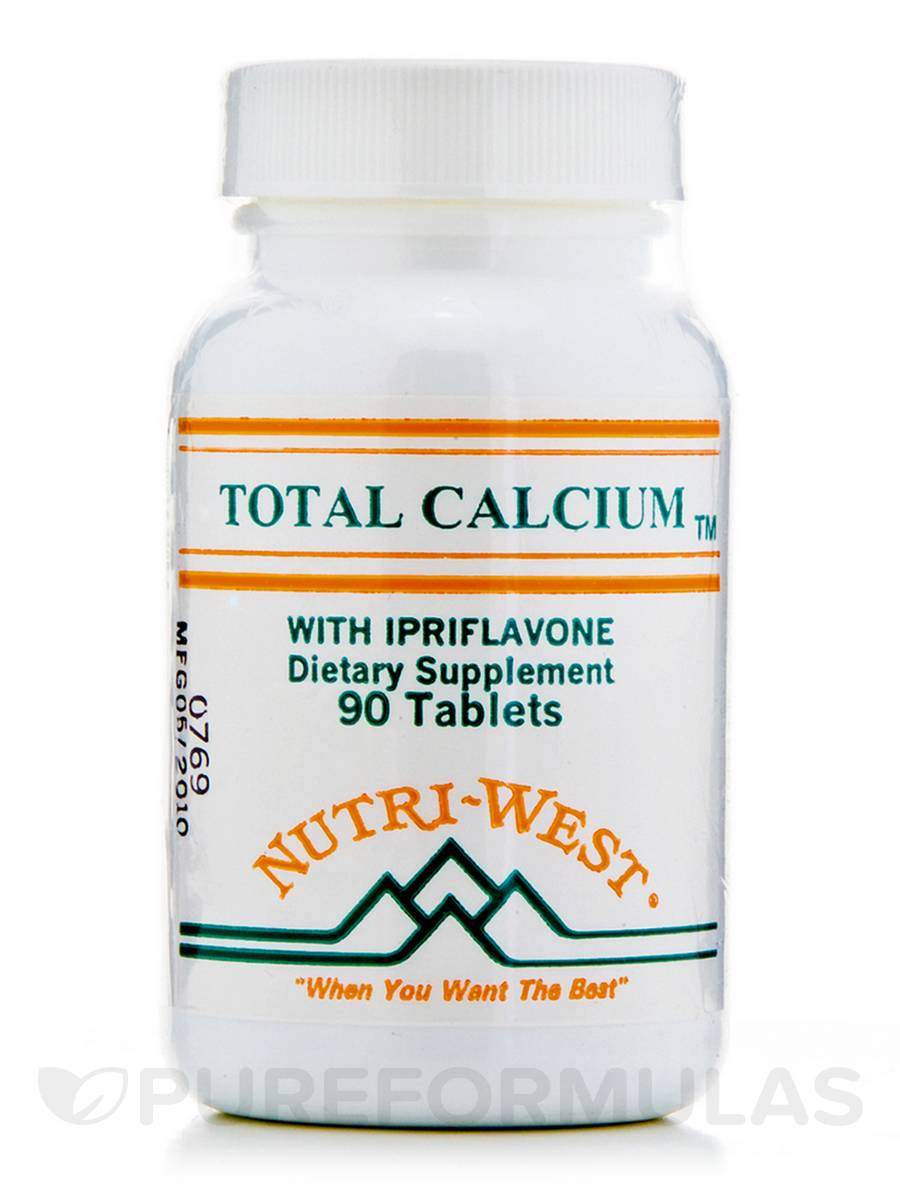 Total Calcium - 90 Tablets