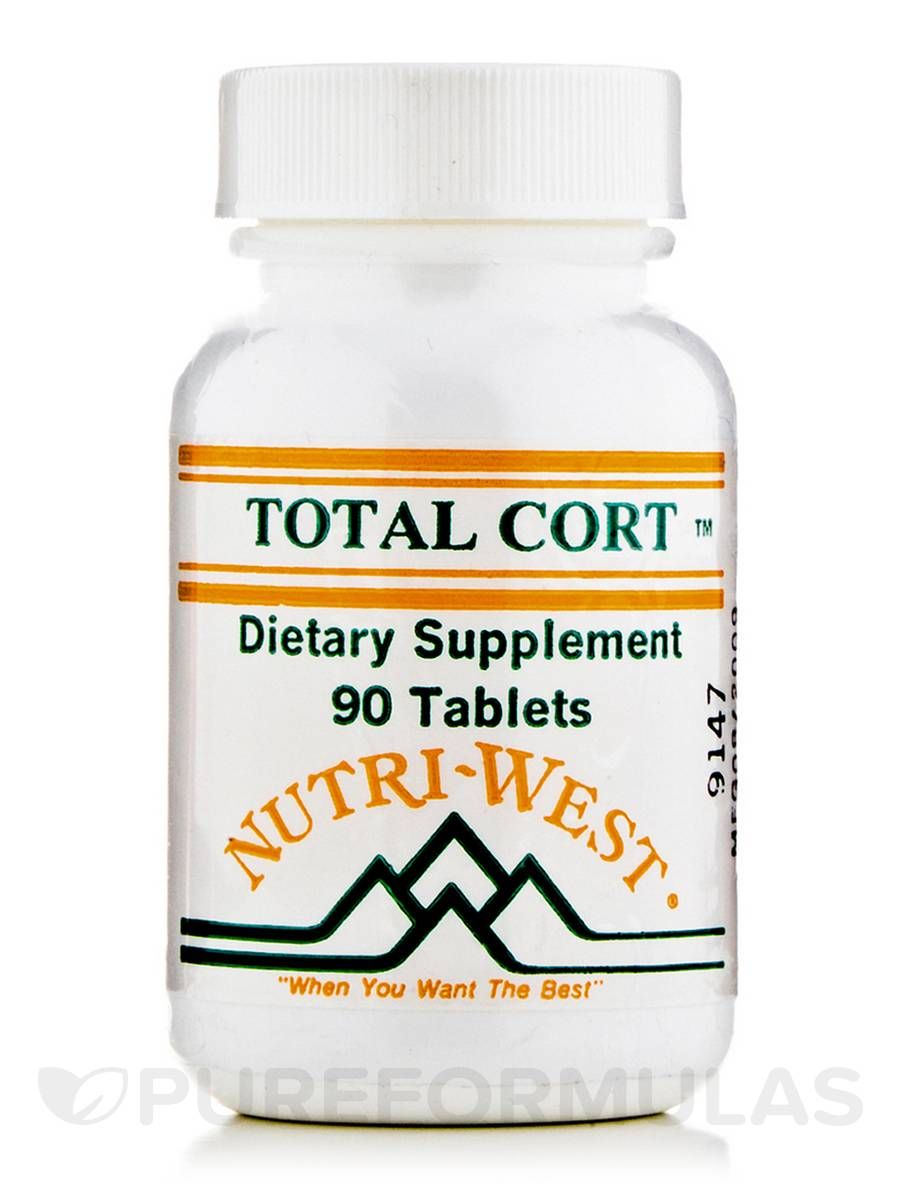 Total Cort - 90 Tablets