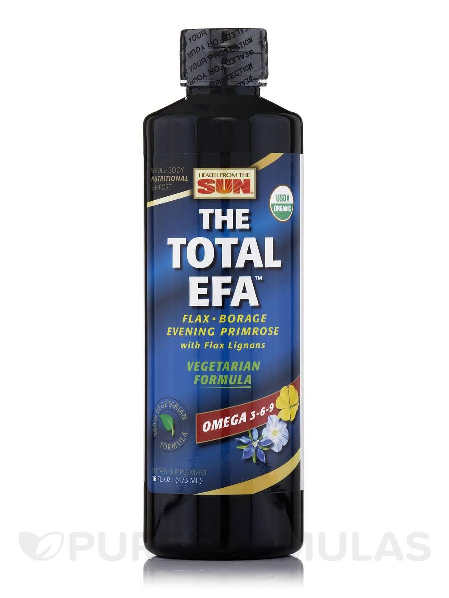 Total EFA Vegetarian Lignan - 16 fl. oz (473 ml)