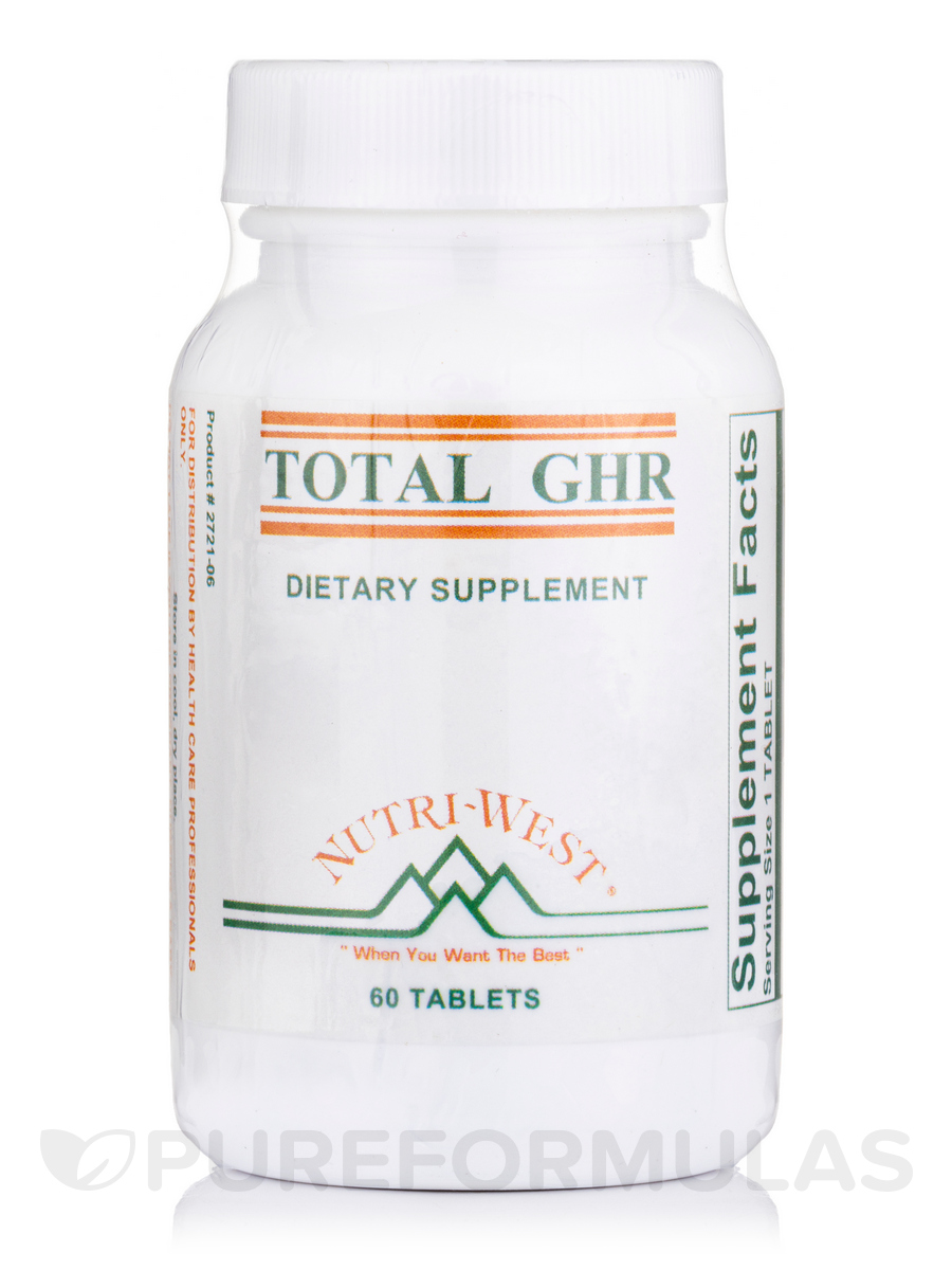 Total GHR - 60 Tablets
