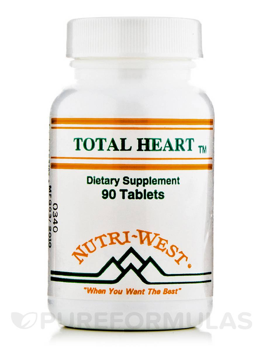 Total Heart - 90 Tablets