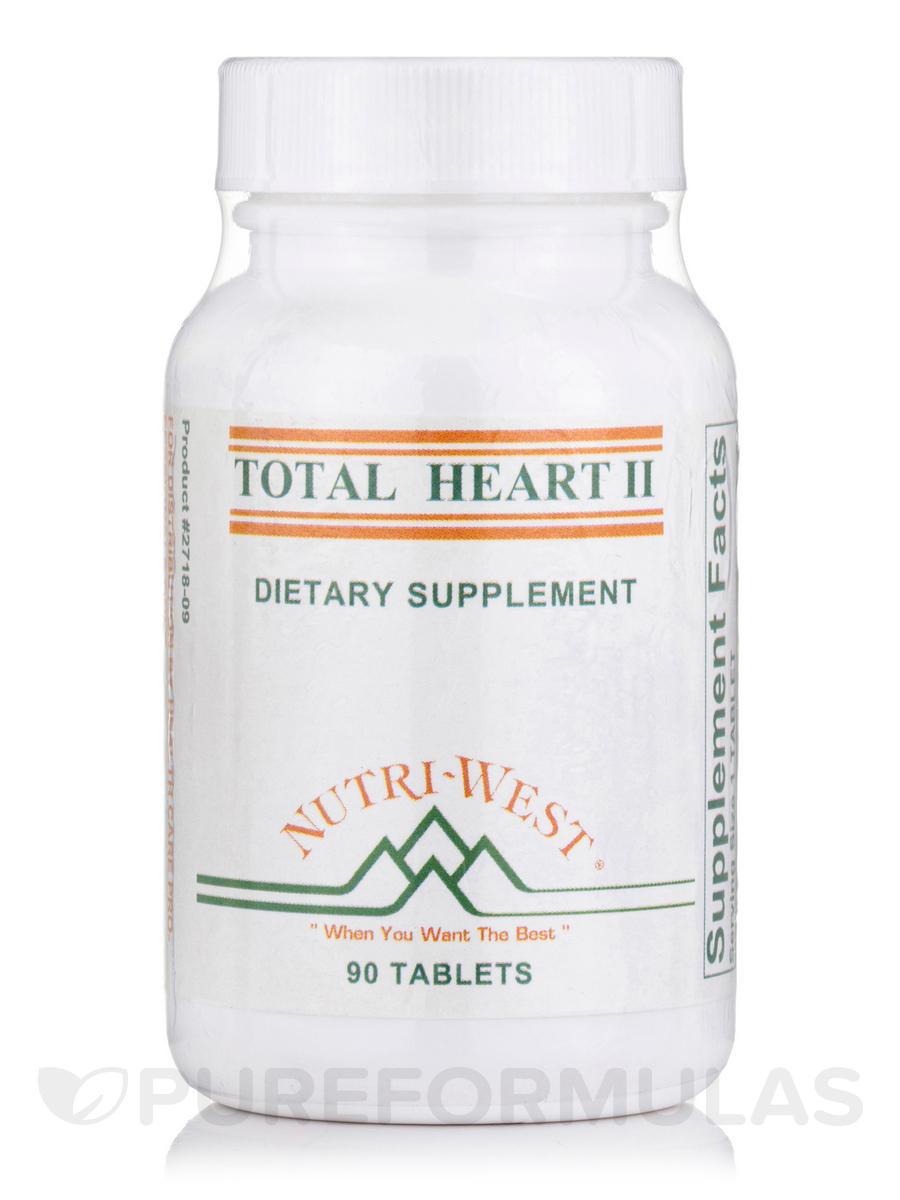 Total Heart II - 90 Tablets