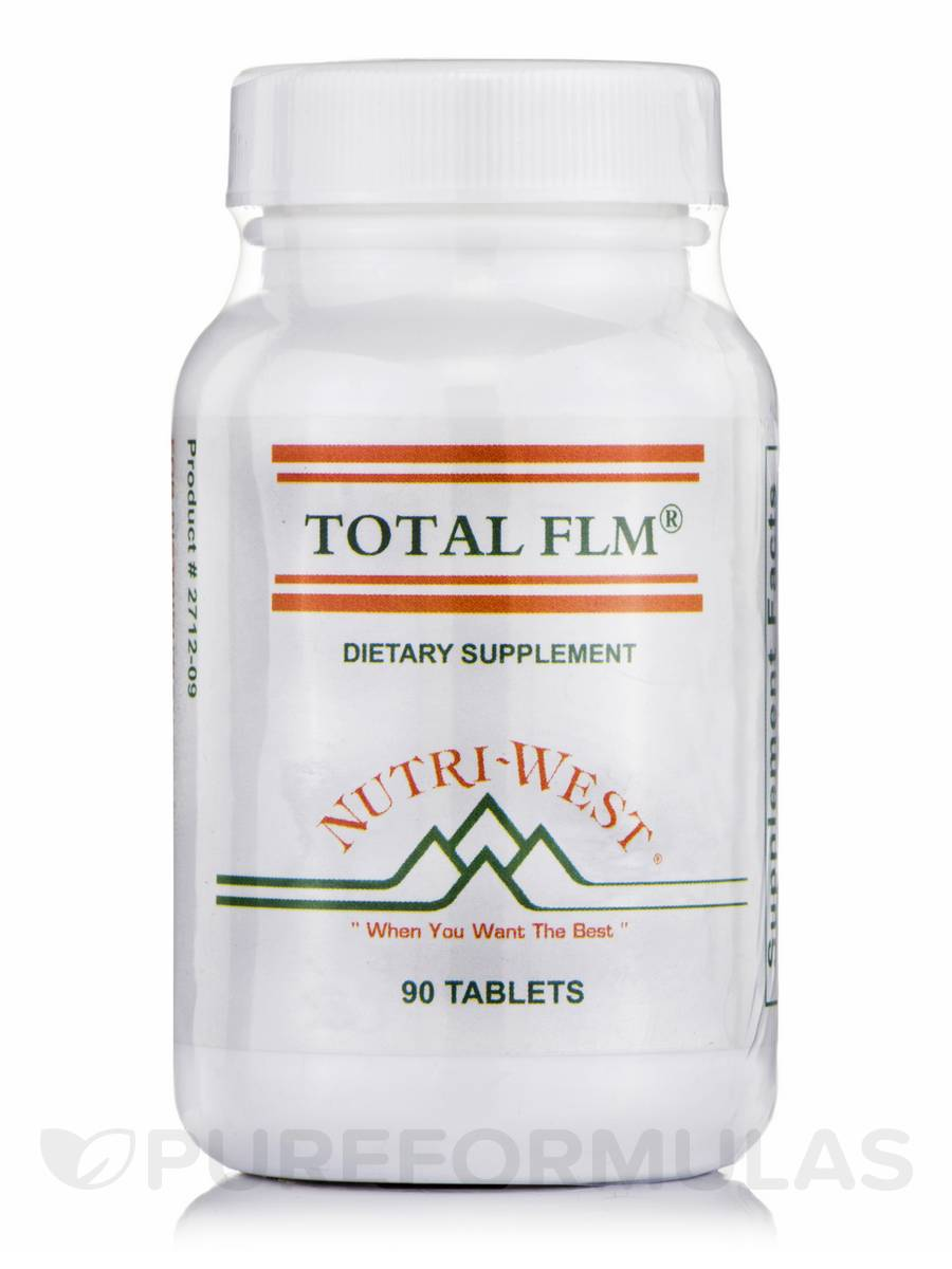 Total FLM - 90 Tablets
