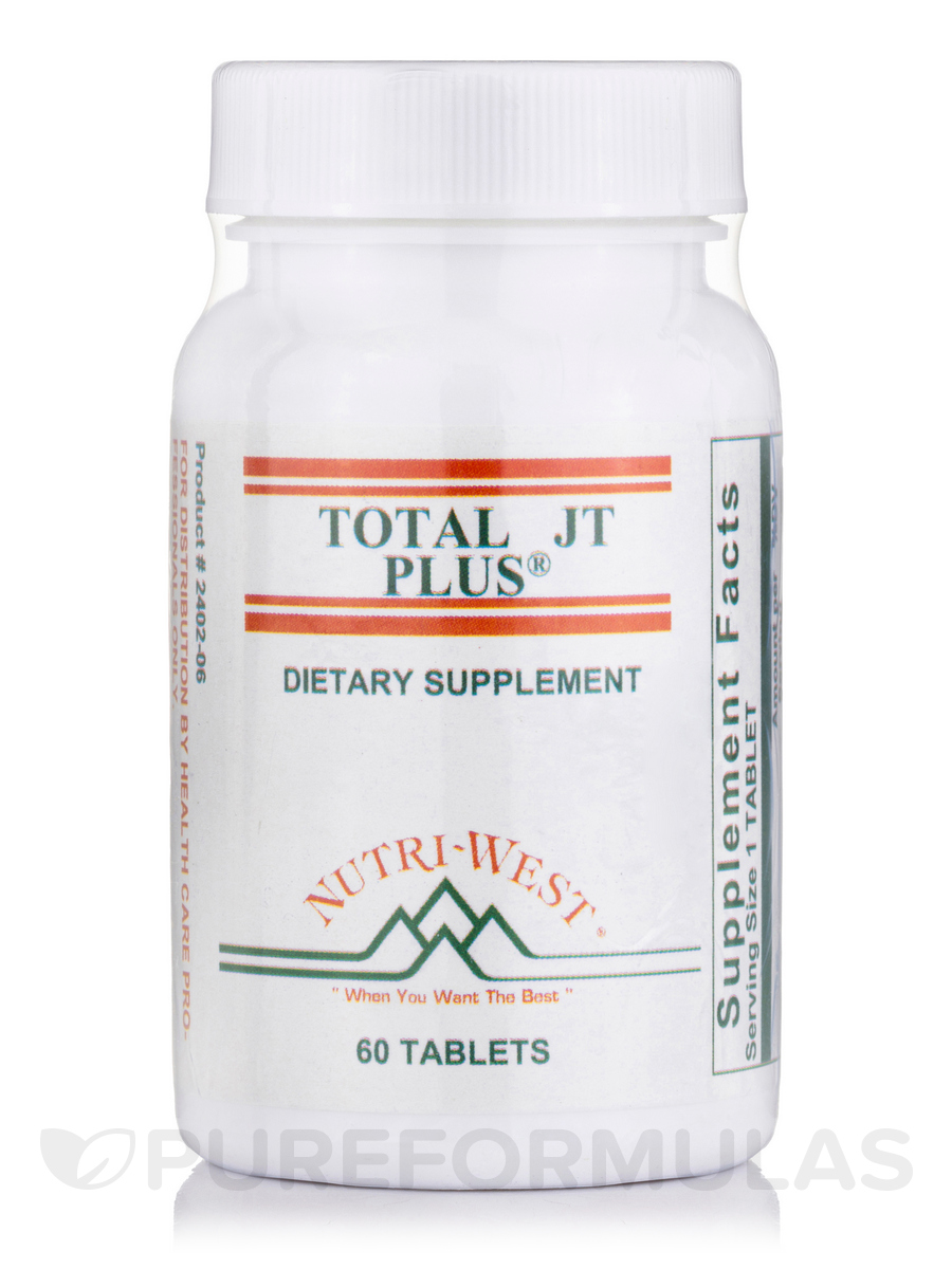Total JT Plus® - 60 Tablets
