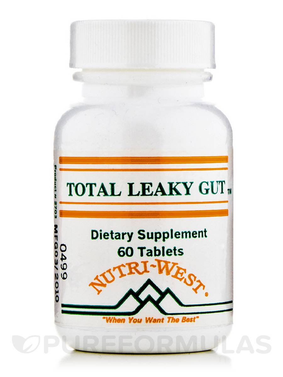 Total Leaky Gut - 60 Tablets