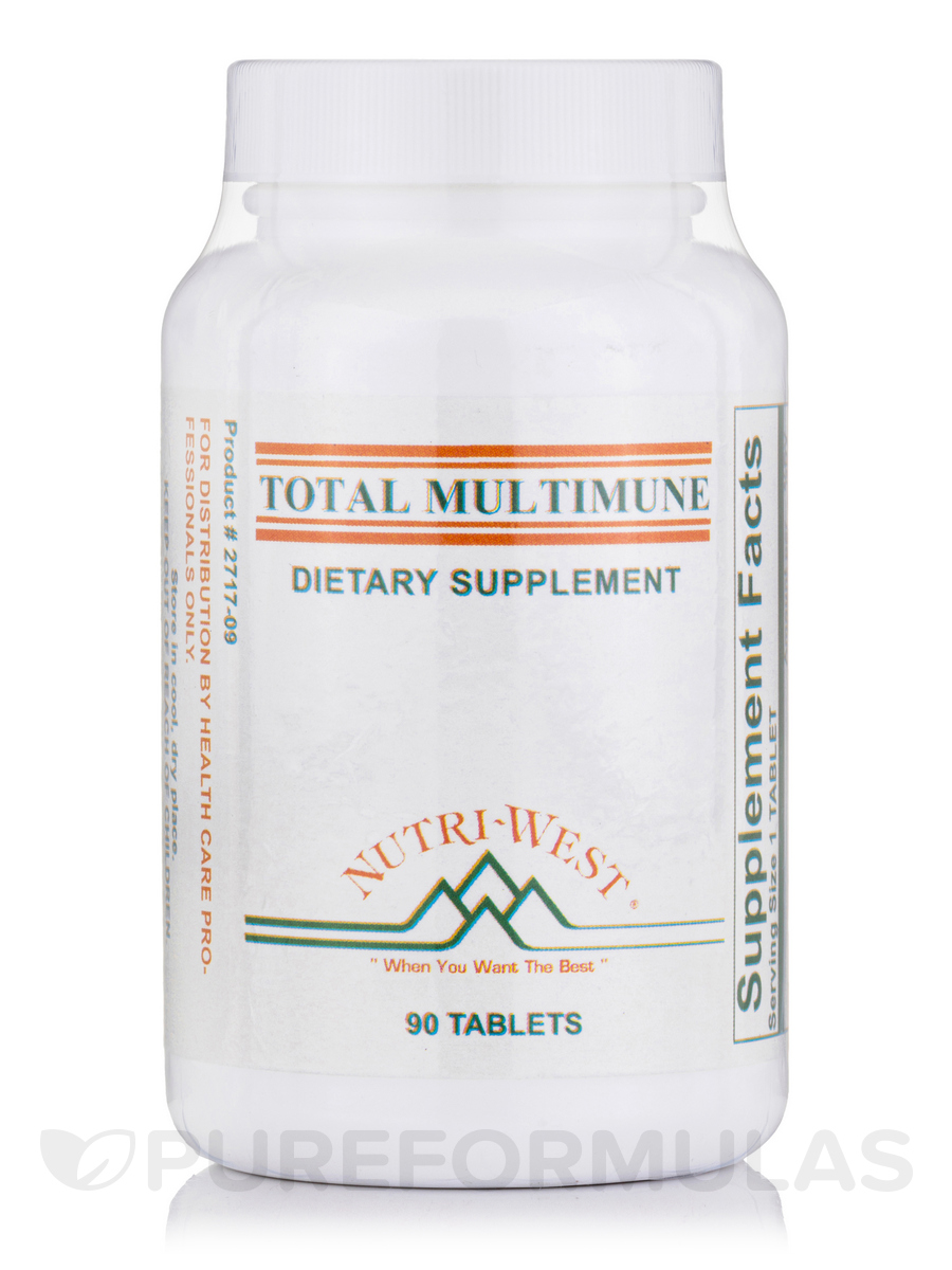 Total Multimune - 90 Tablets