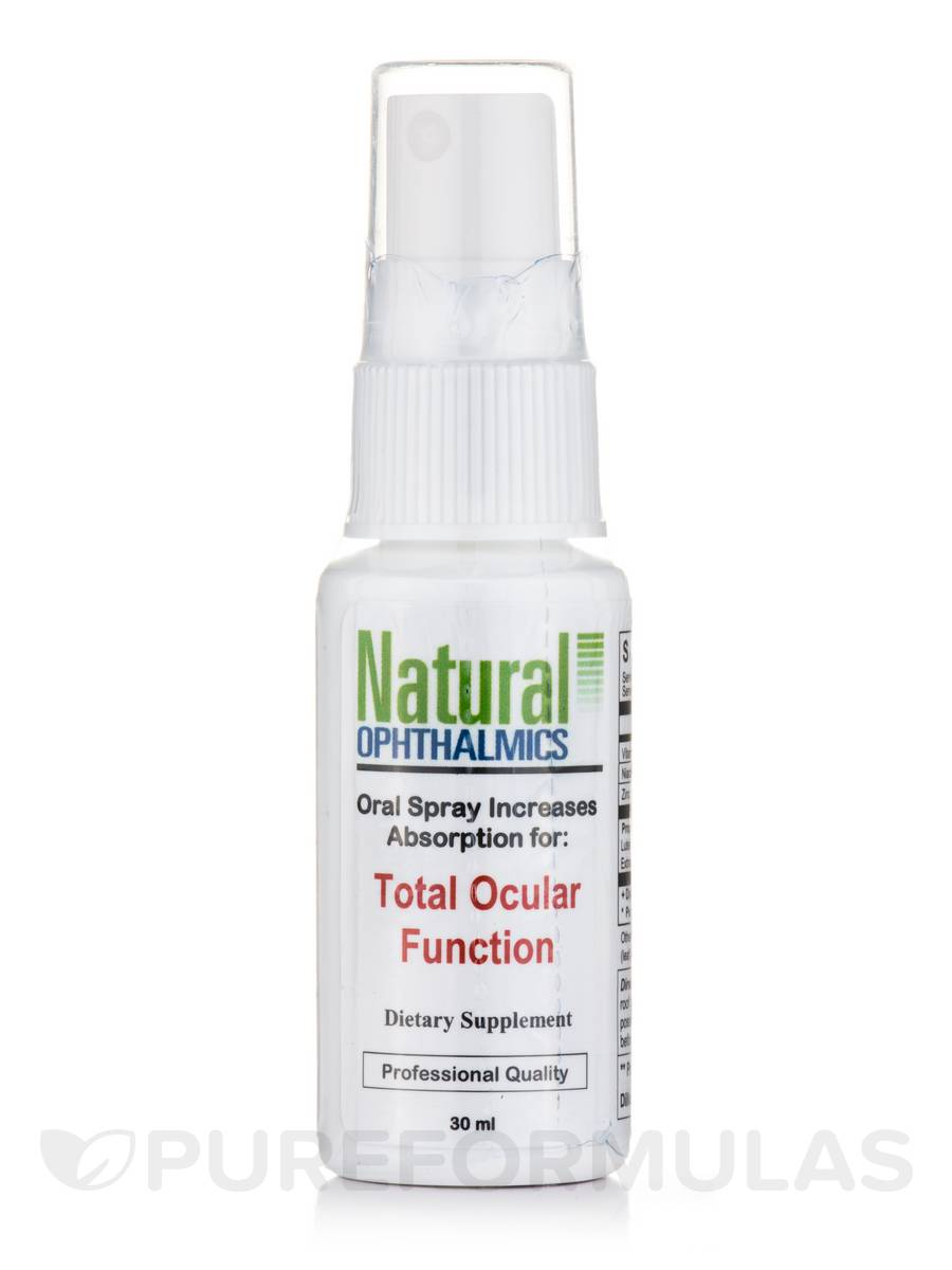 Total Ocular Function Oral Absorption Spray - 30 ml