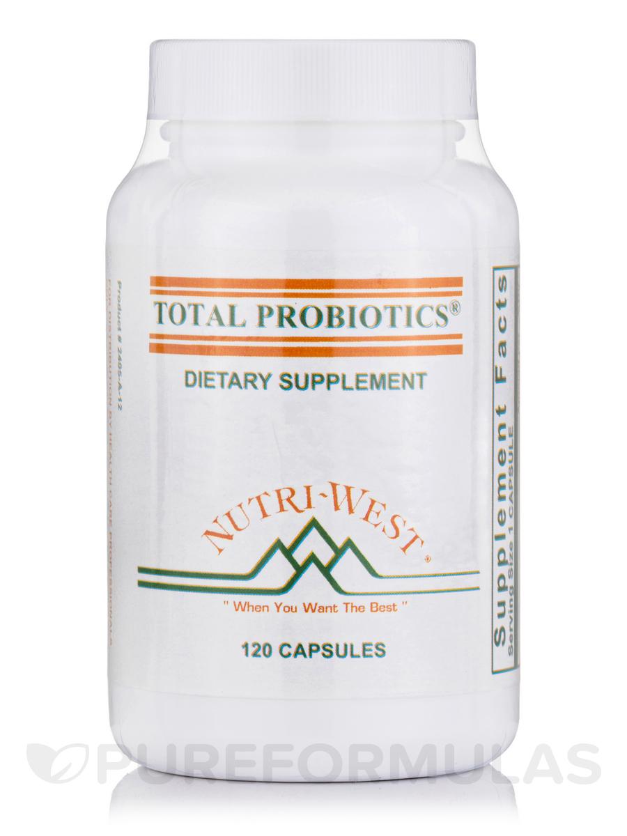 Total Probiotics - 120 Capsules
