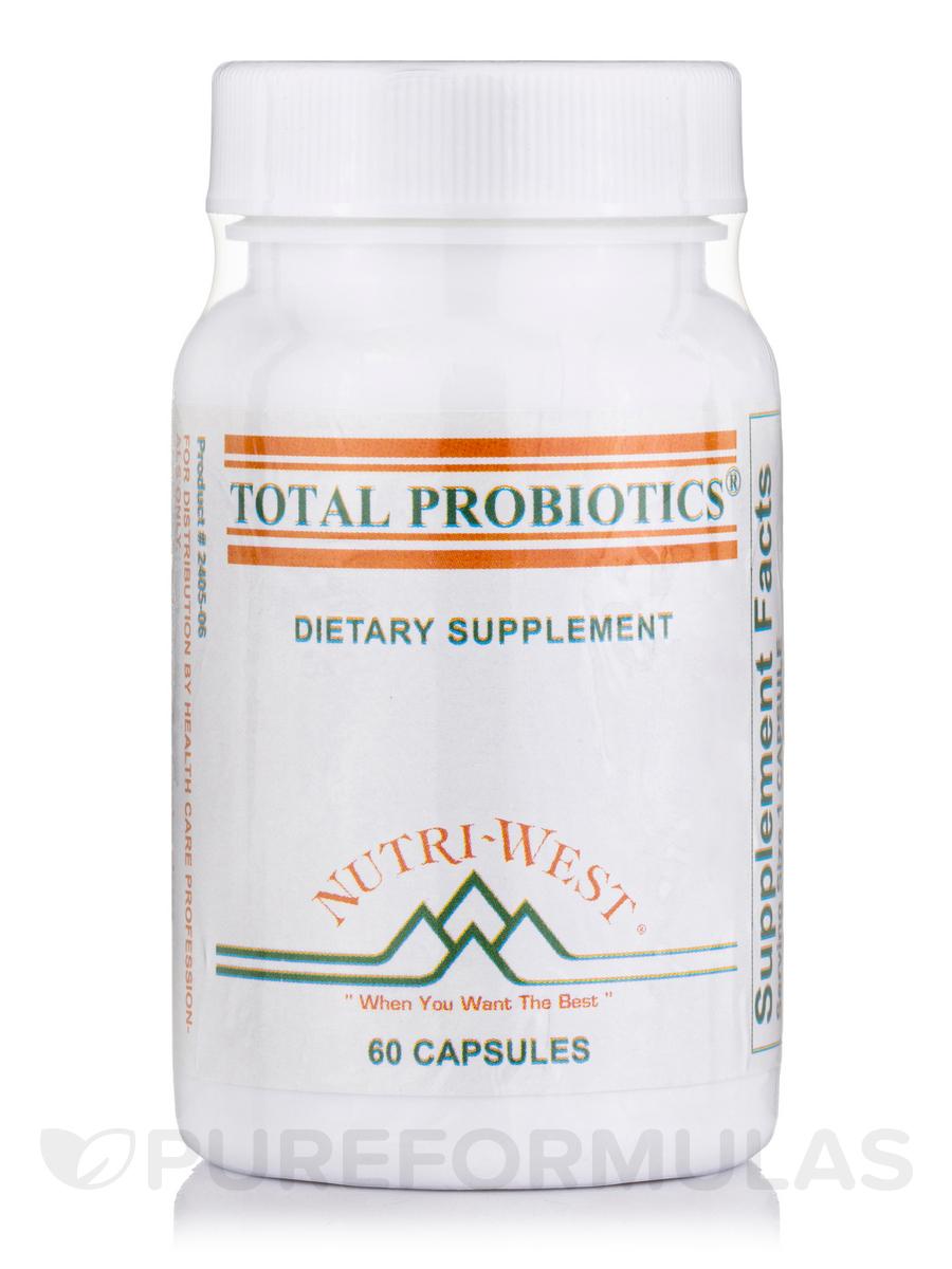 Total Probiotics™ - 60 Capsules