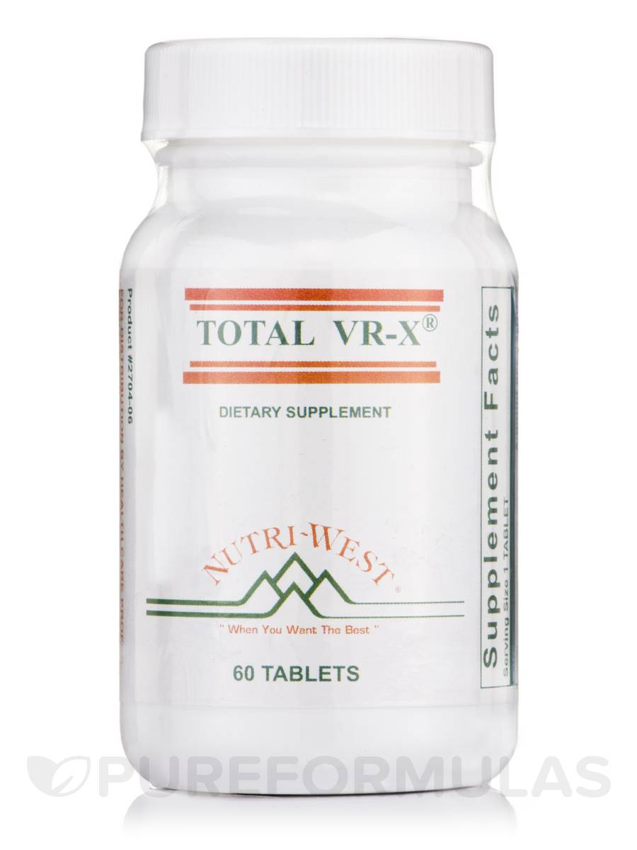 Total VR-X® - 60 Tablets