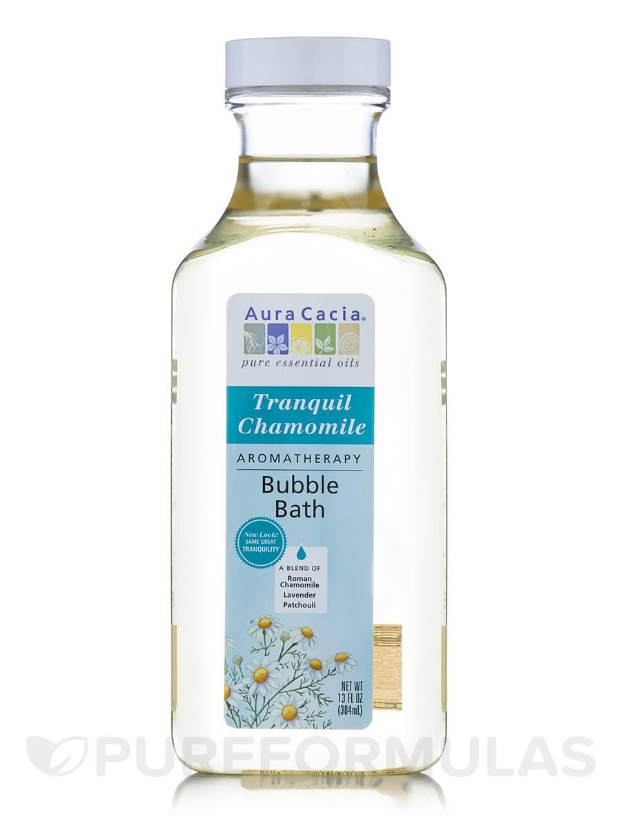 Tranquil Chamomile Bubble Bath (Tranquility) - 13 fl. oz (384 ml)