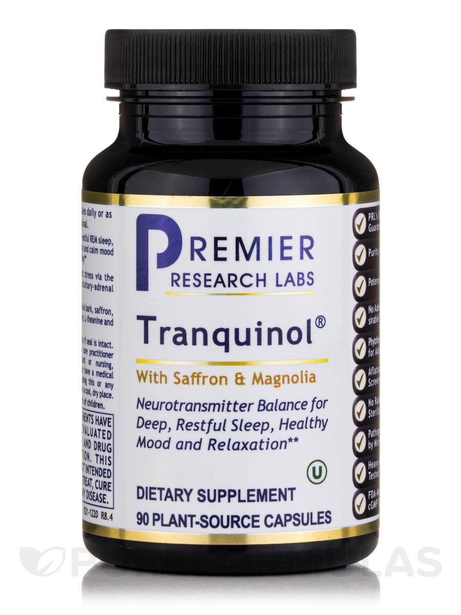 Tranquinol® - 60 Vegetarian Capsules
