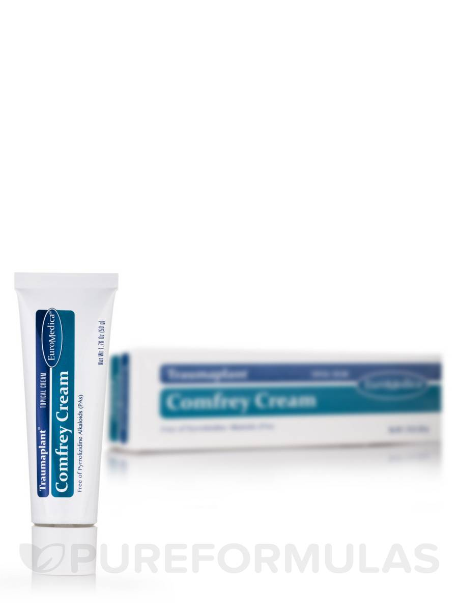 Traumaplant® Topical Comfrey Cream - 1.76 oz (50 Grams)