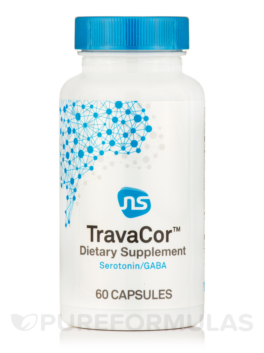 TravaCor - 60 Capsules