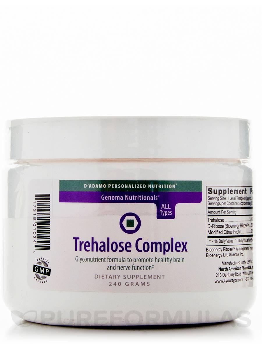 Trehalose Complex - 240 Grams