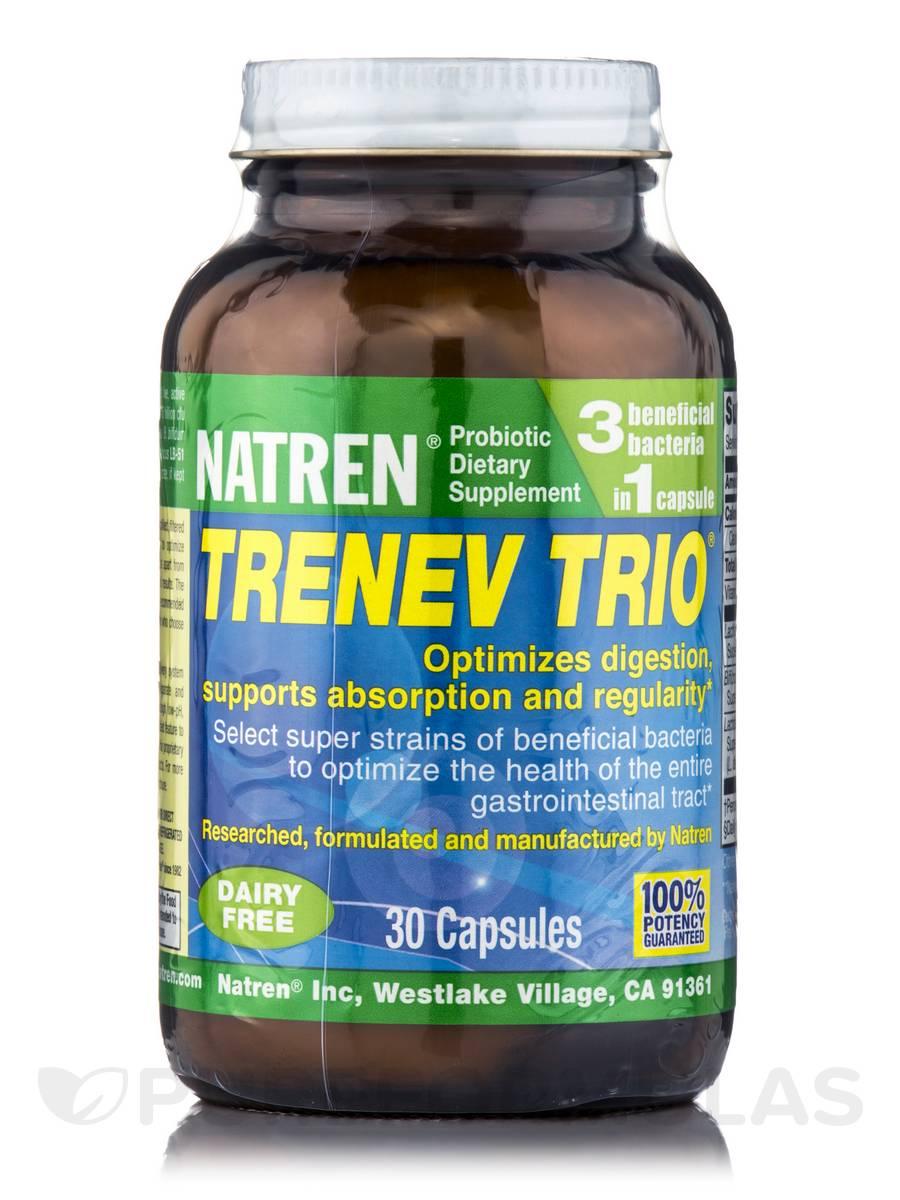 Trenev Trio 3-in-1 Oil Matrix - 30 Capsules
