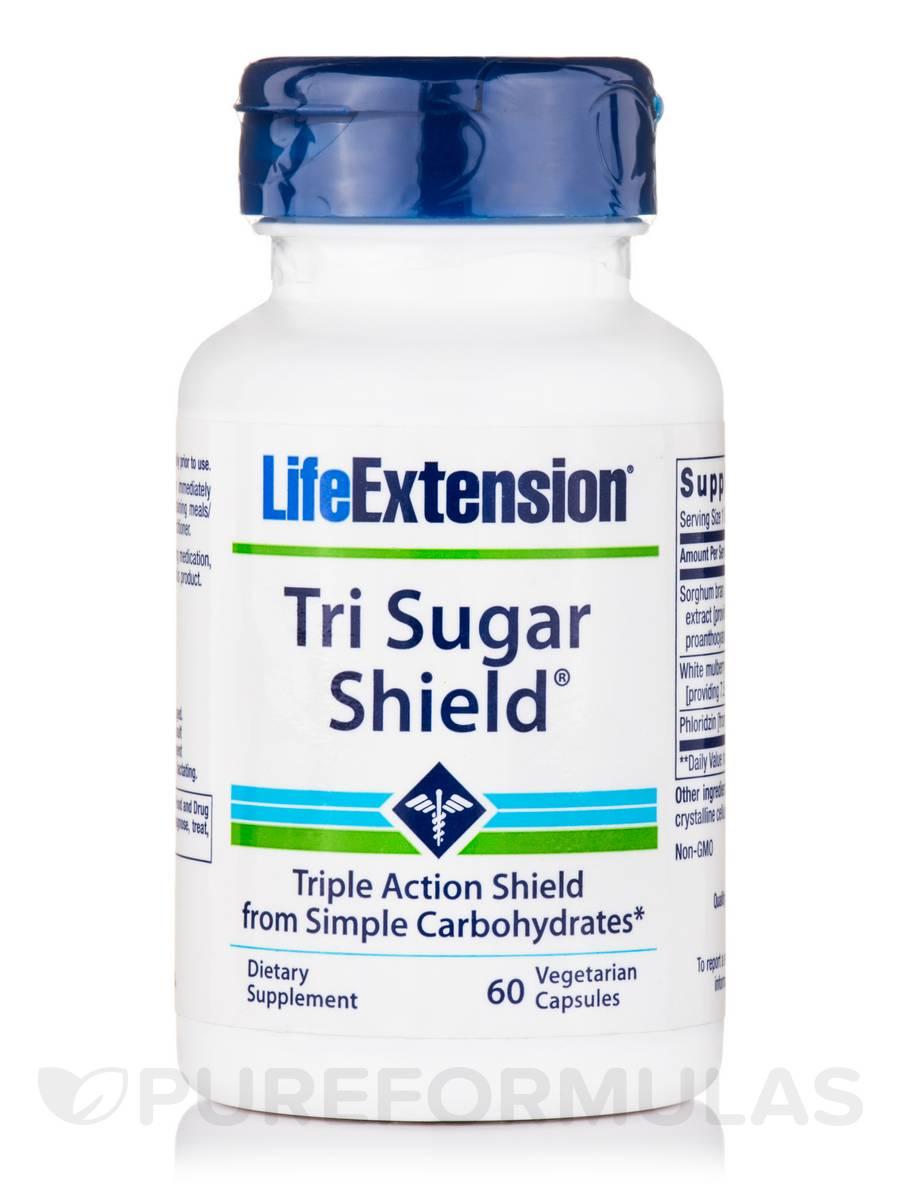 Tri Sugar Shield™ - 60 Vegetarian Capsules