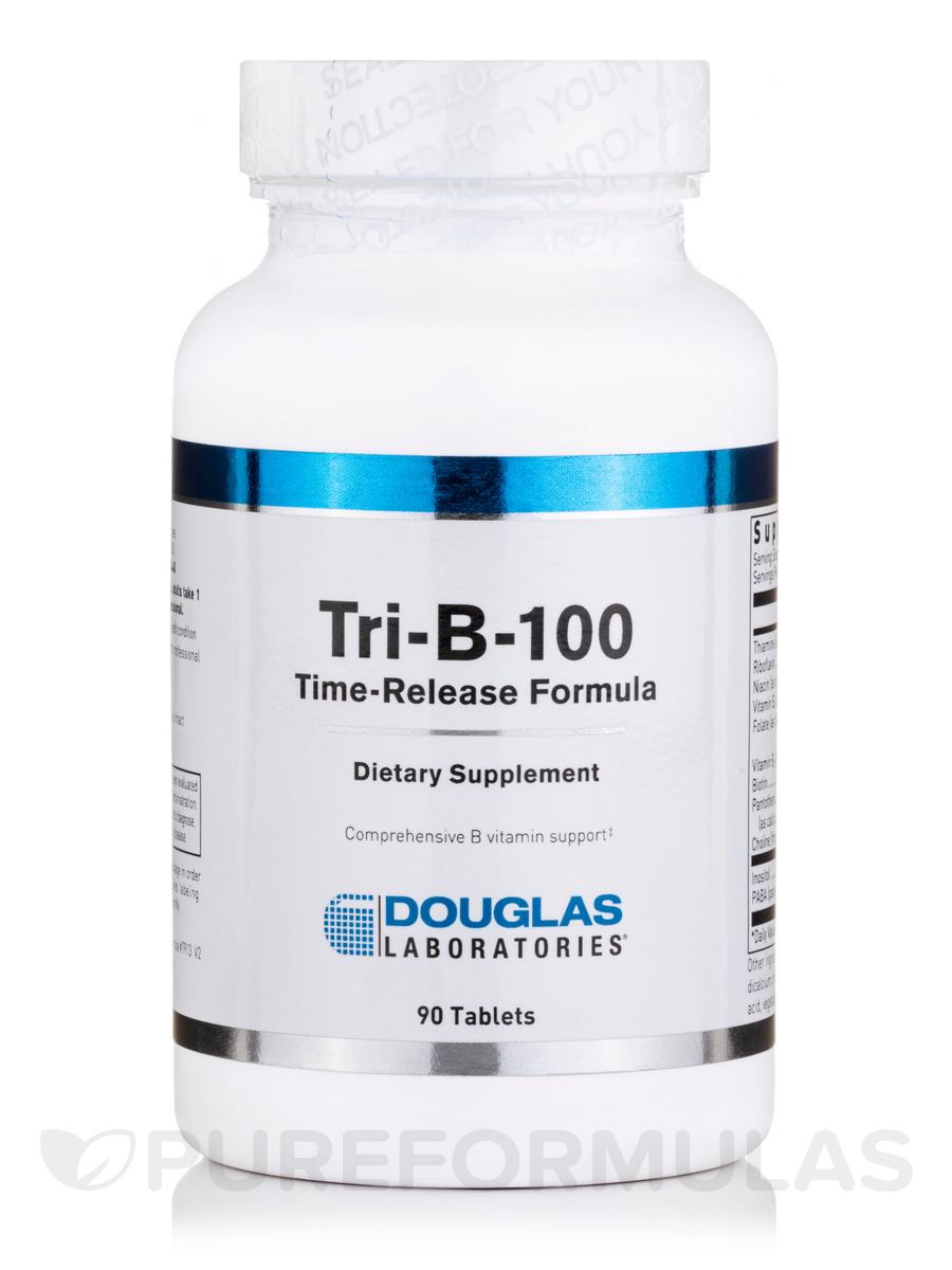 Tri-B-100 - 90 Tablets