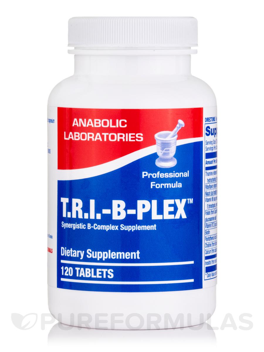 T.R.I.-B-Plex - 120 Capsules
