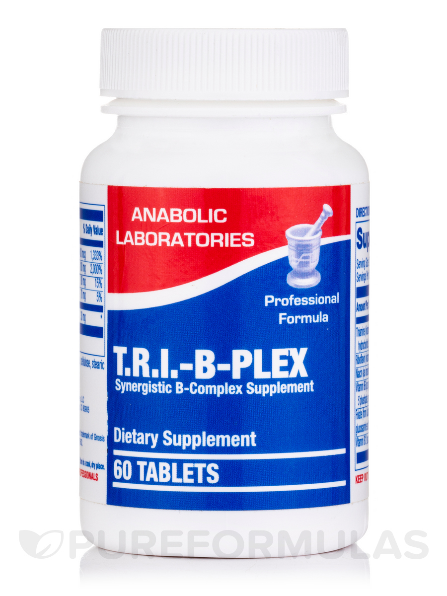 T.R.I.-B-Plex - 60 Capsules