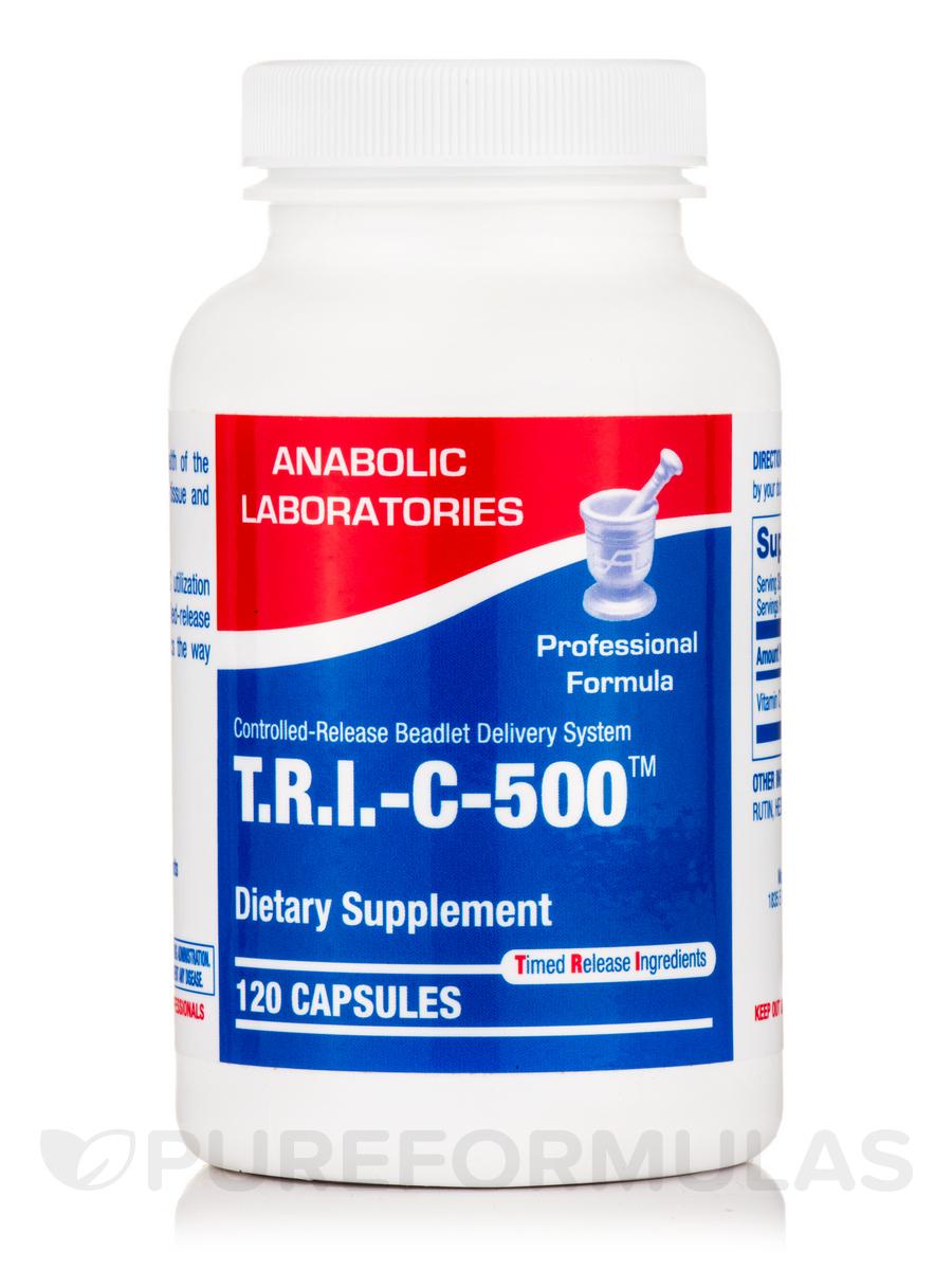 T.R.I.-C-500 - 120 Capsules
