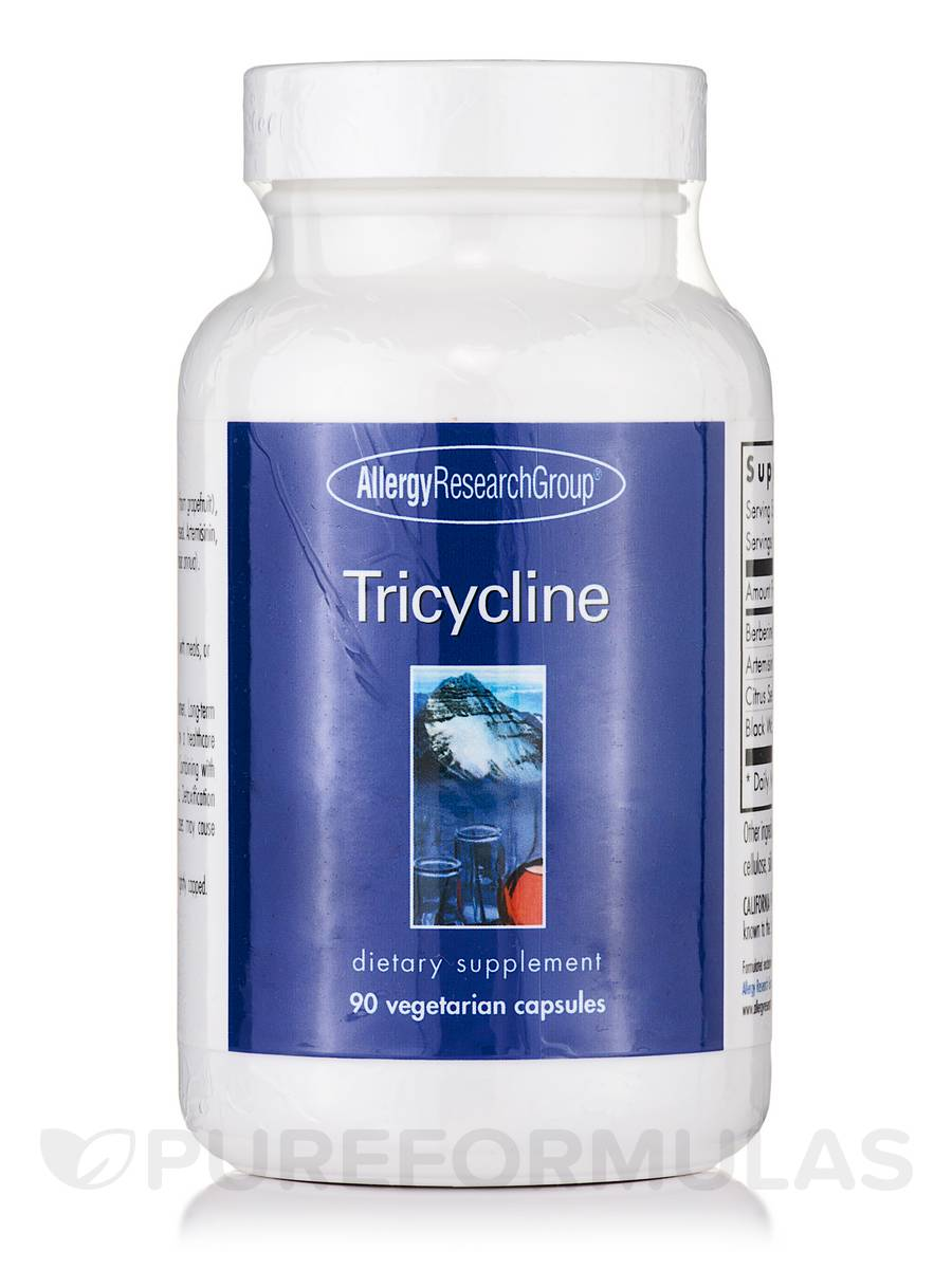 Tricycline - 90 Vegetarian Capsules