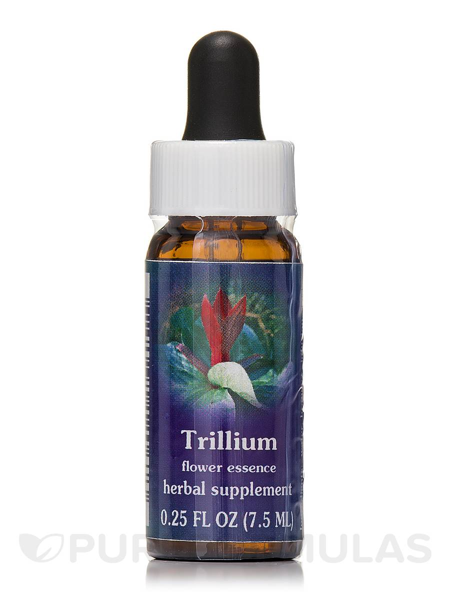 trillium dropper fl oz 7 5 ml. Black Bedroom Furniture Sets. Home Design Ideas
