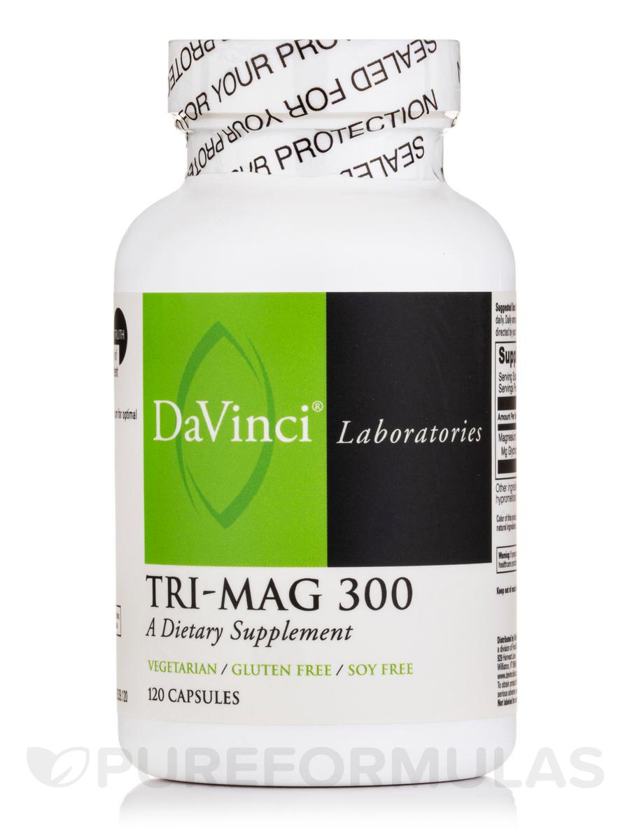 Tri-Mag 300 - 120 Vegetarian Capsules
