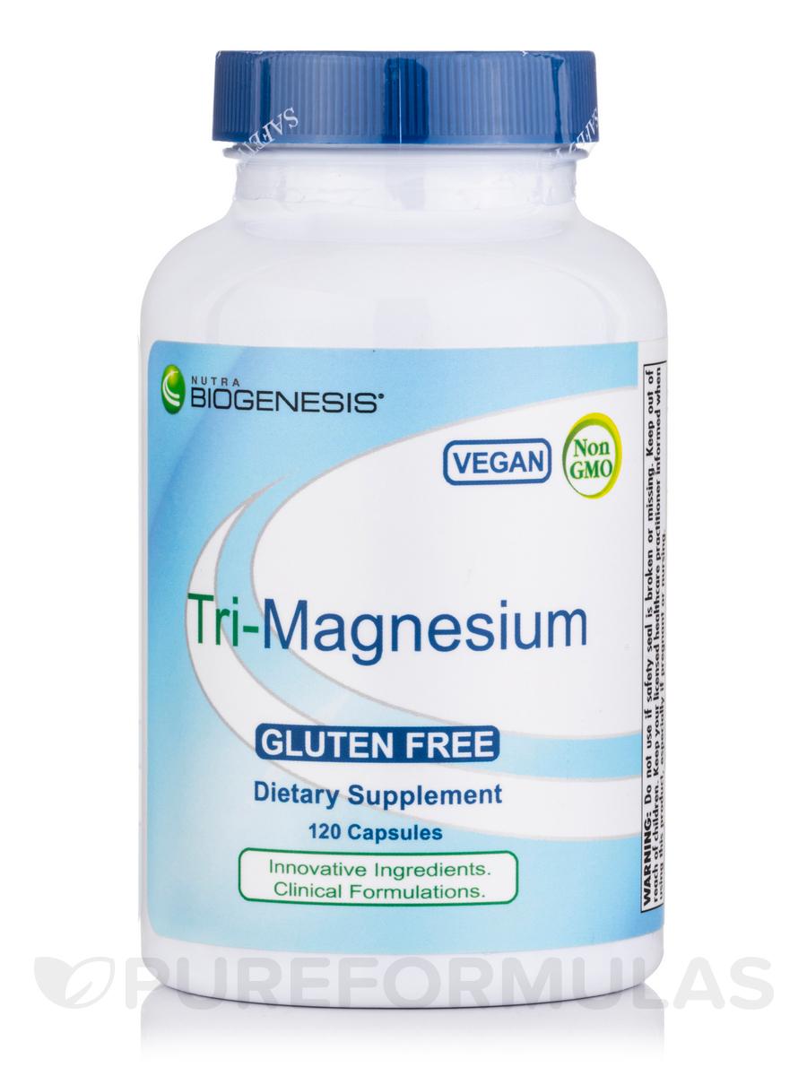 Tri-Magnesium - 120 Veggie Capsules