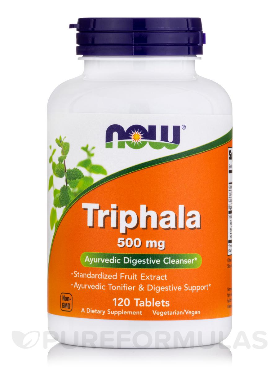 Triphala 500 mg - 120 Tablets