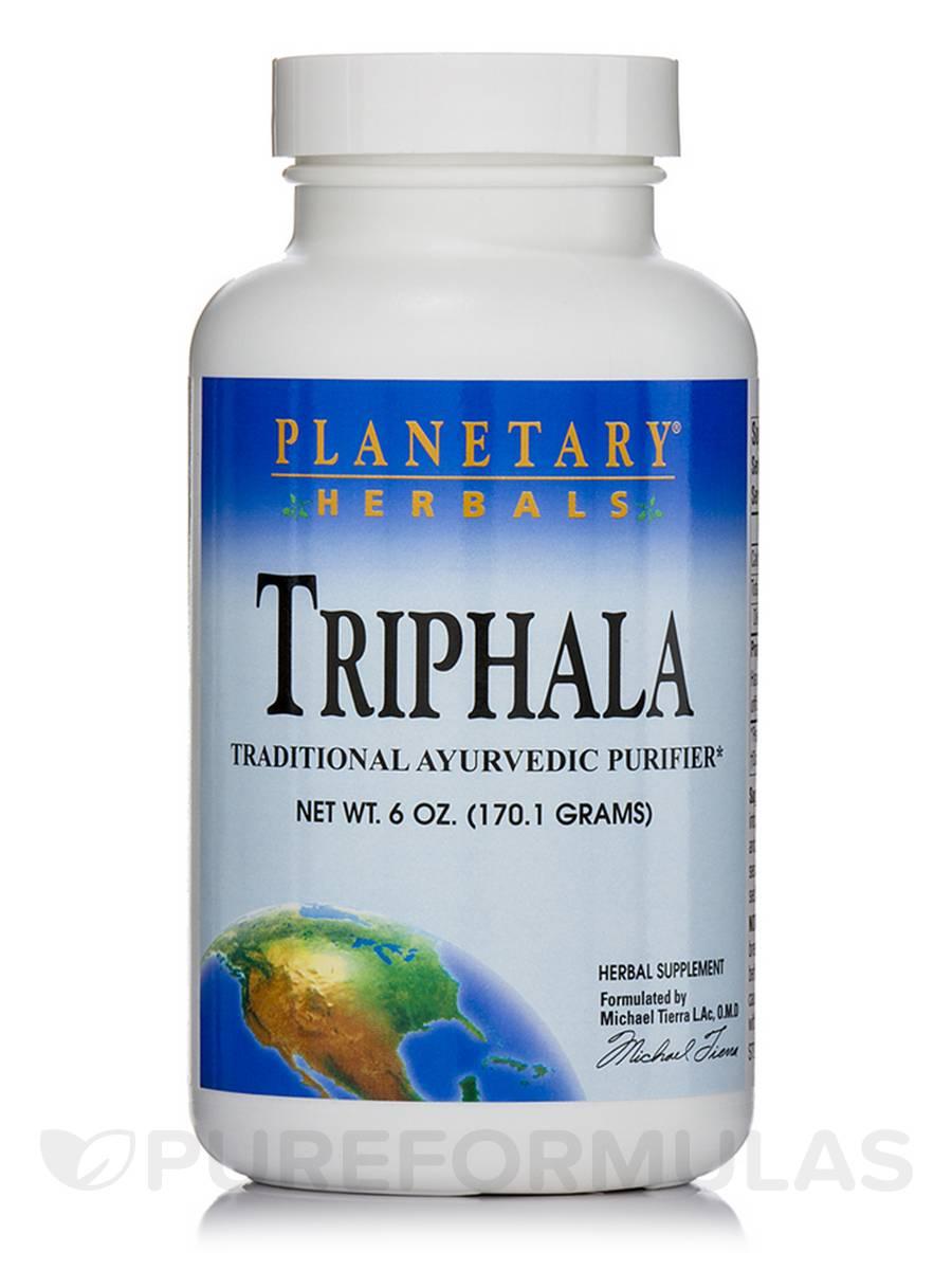 Triphala Powder - 6 oz (170.1 Grams)