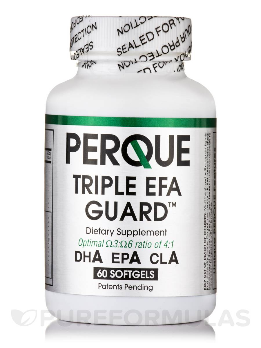 Triple EFA Guard - 60 Softgels