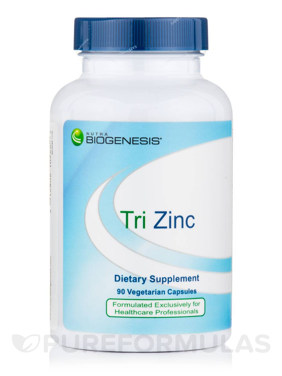 Tri-Zinc - 90 Veggie Capsules