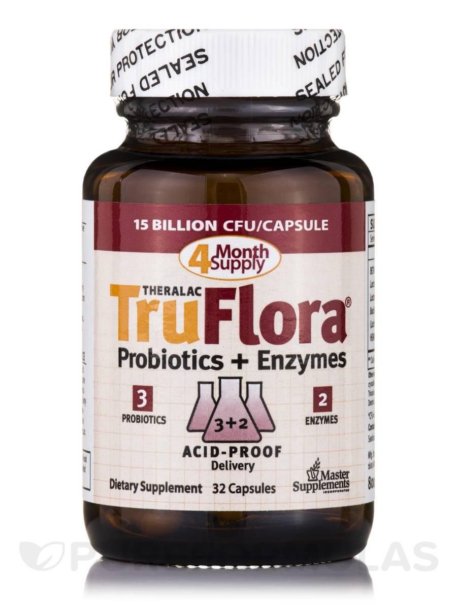 TruFlora® - 32 Capsules