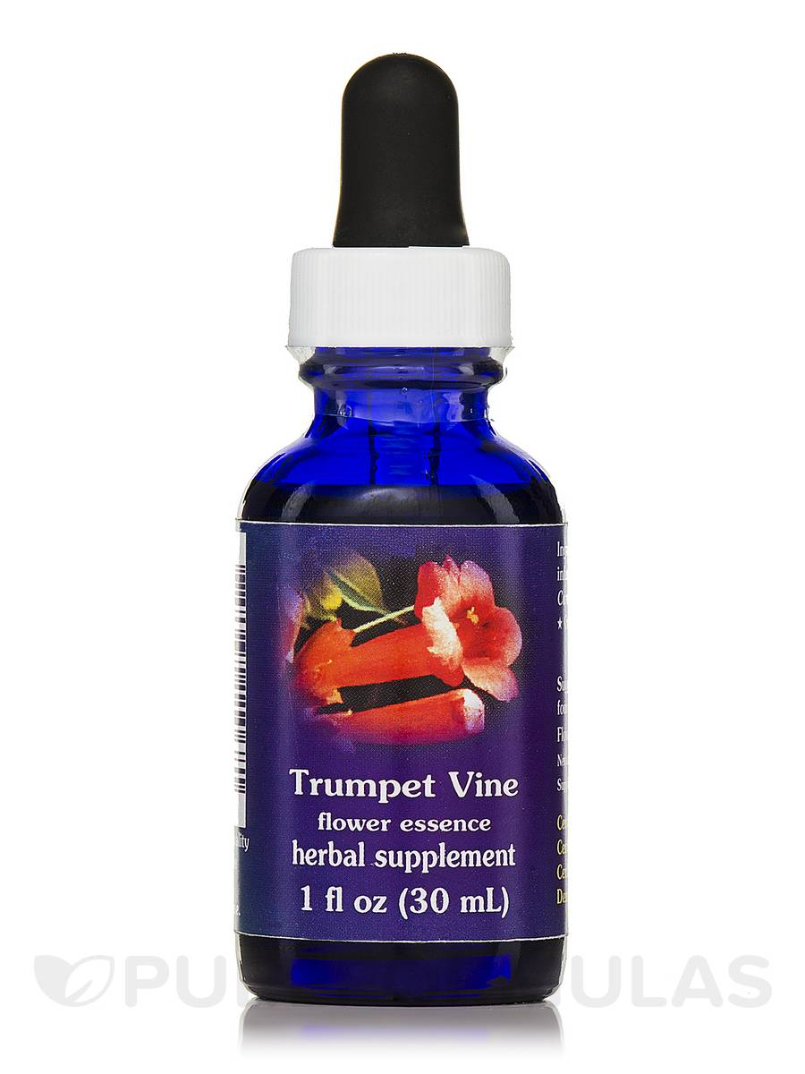 Trumpet Vine Dropper - 1 fl. oz (30 ml)
