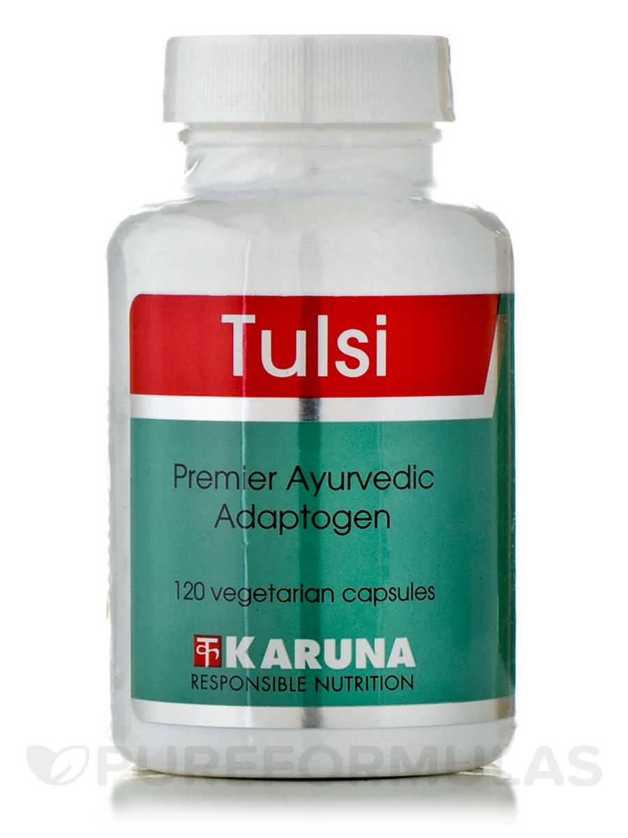 Tulsi - 120 Vegetarian Capsules