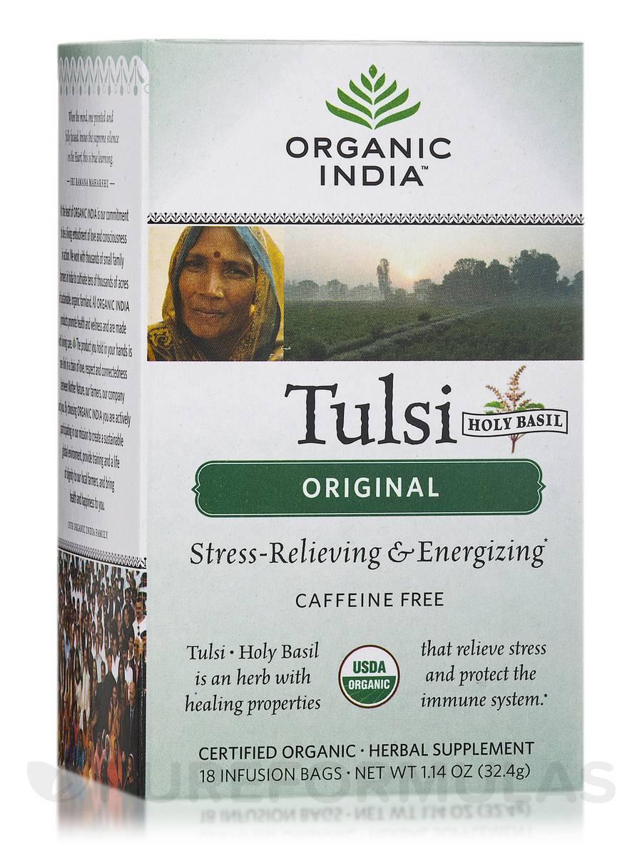 Tulsi Original Tea - 18 Bags (1.14 oz / 32.4 Grams)