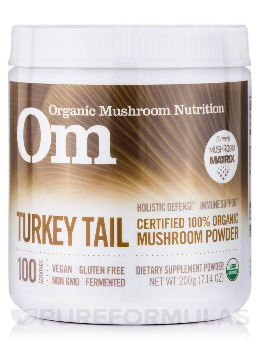 Turkey Tail (Trametes Versicolor) - 7.14 oz (200 Grams)