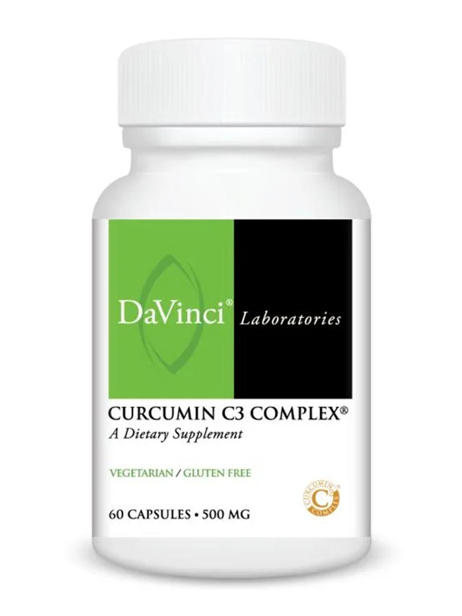 Curcumin C3 Complex - 60 Capsules