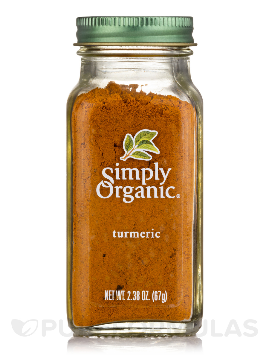 Ground Turmeric Root - 2.38 oz (67 Grams)