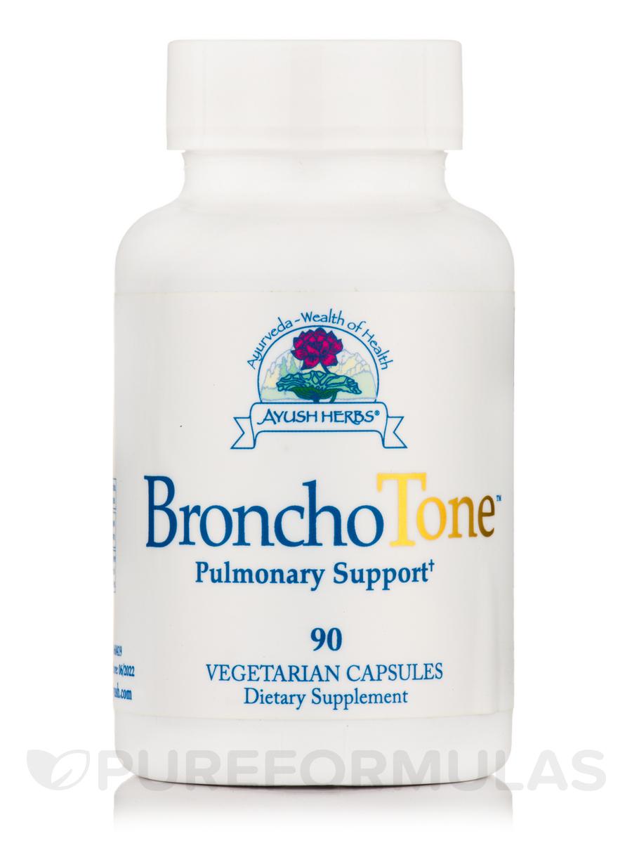 BronchoTone™ - 90 Vegetarian Capsules