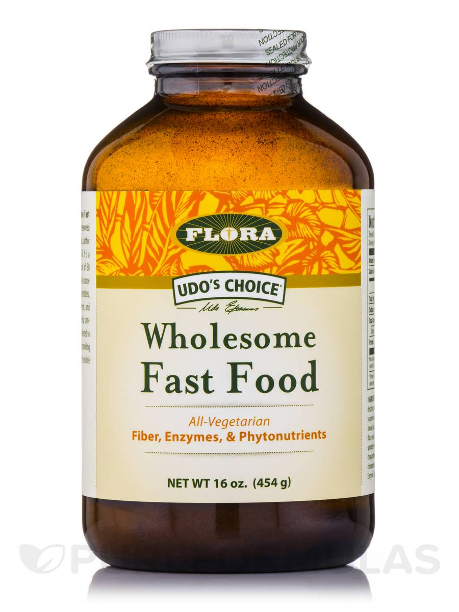 Udo's Choice® Wholesome Fast Food - 16 oz (454 Grams)