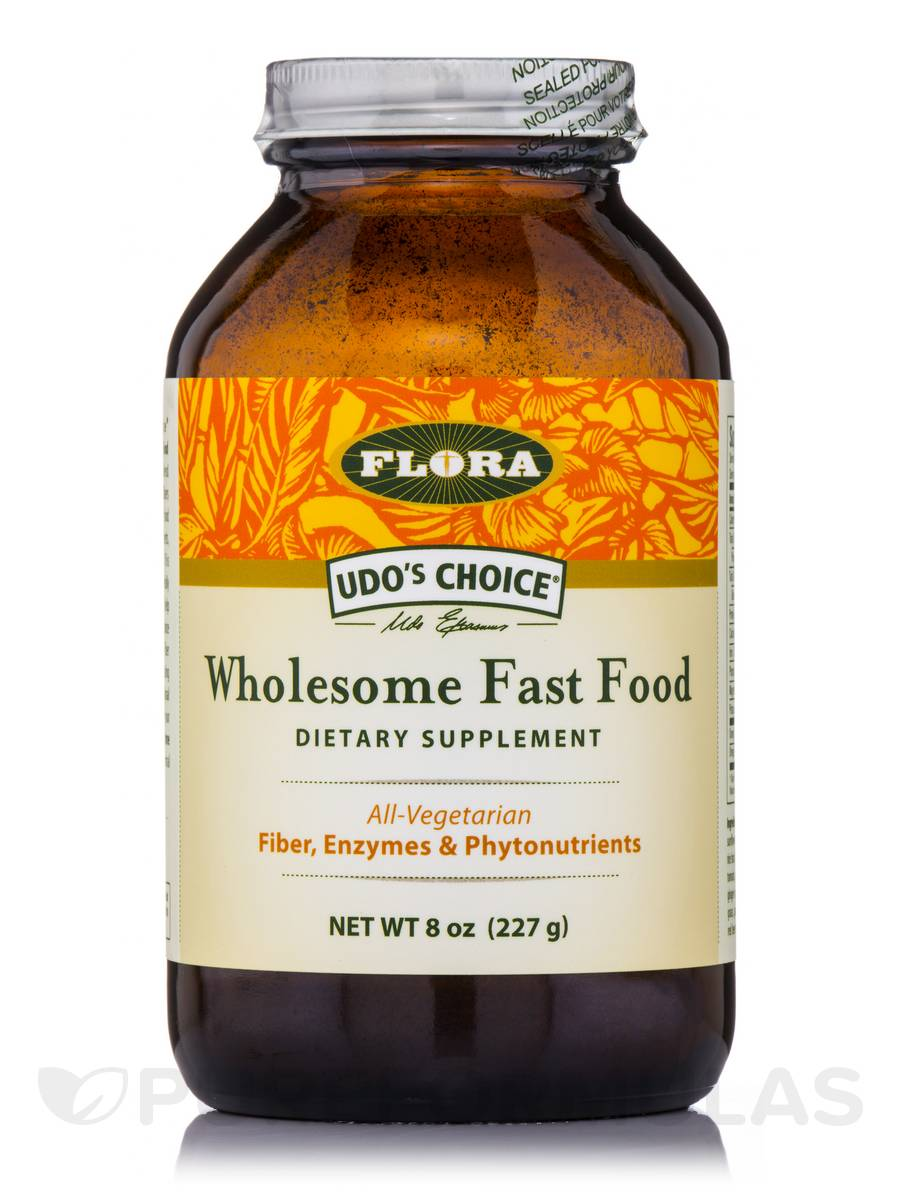 Udo's Choice® Wholesome Fast Food - 8 oz (227 Grams)