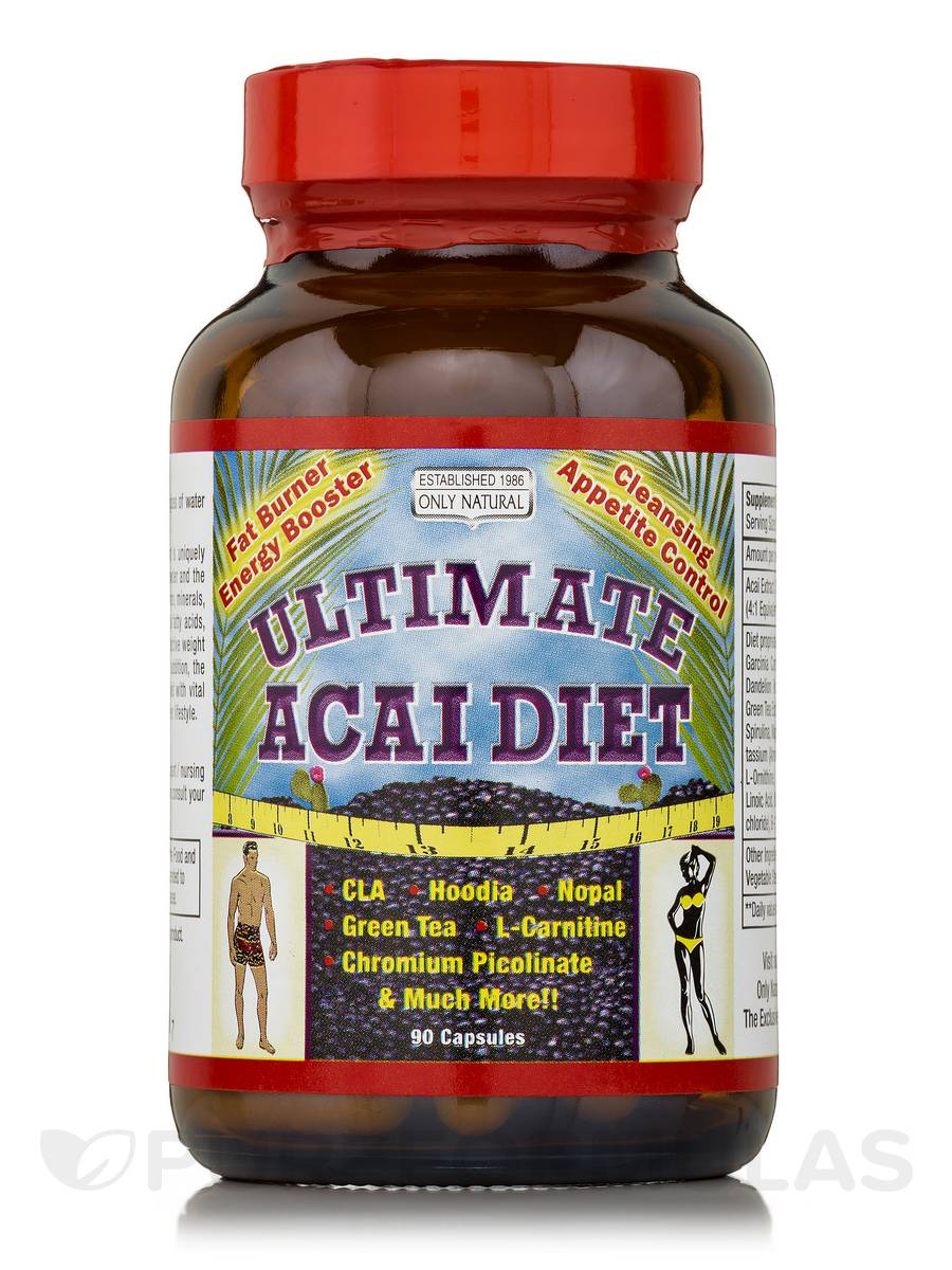Ultimate Acai Diet - 90 Capsules