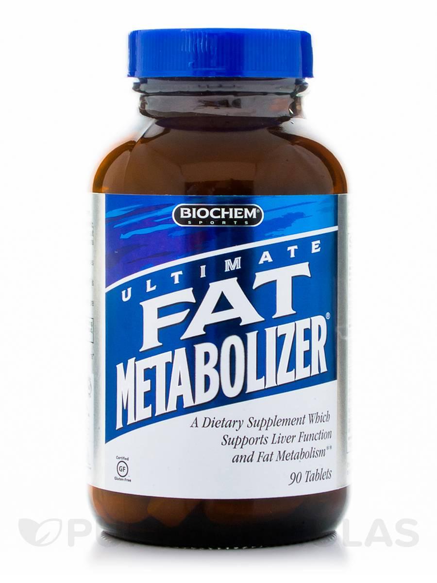 Ultimate Fat Metabolizer - 90 Tablets