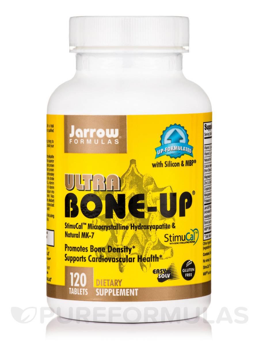 Ultra Bone-Up - 120 Tablets