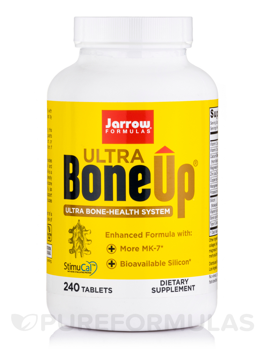 Ultra Bone-Up - 240 Tablets